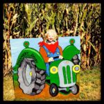 Photo Spots - Tractor driving